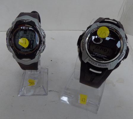 Pair of Umbro gents sports watches