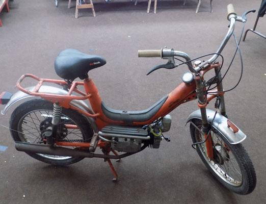 Puch moped 1970's
