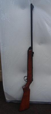 BSA Meteor 0.177 Air rifle w/o