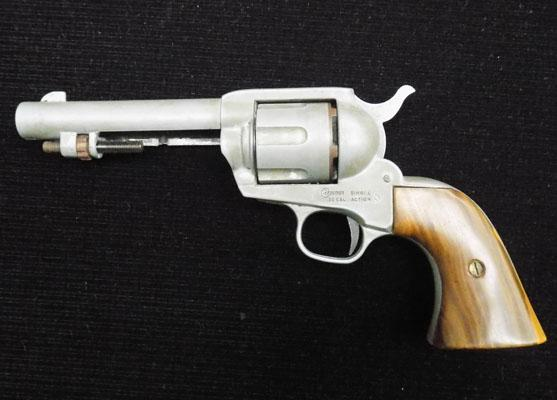 Colt 45 .22 cal Co2 Air Pistol-needs attention