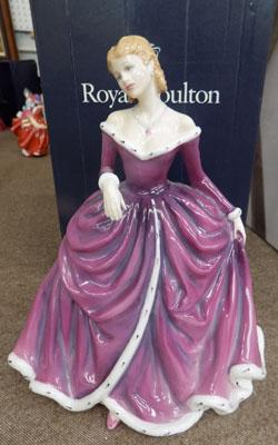 Royal Doulton classic Belle (boxed)