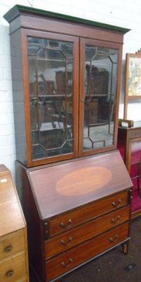 Display top writing bureau