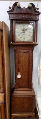 7 Day Grandfather clock