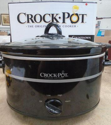 Crock Pot in box w/o