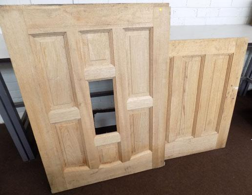 Oak hard wood stable door
