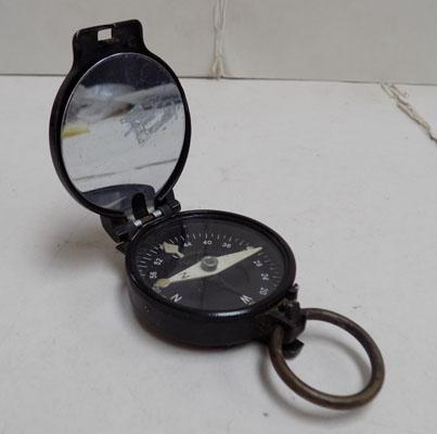 Vintage WWII Russian Officers field compass