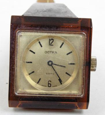 Vintage Octra watch code c1970 w/o