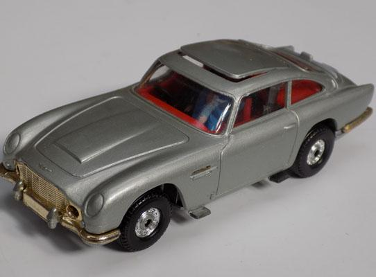 James Bond DB5 car with figure - small