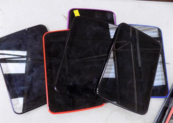 6 Tesco Hudl Tablets - untested