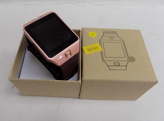 Smart watch in box-never used