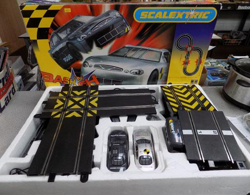 Scalextric set