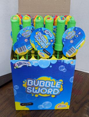 24 Bubble swords