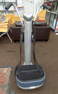 Pro Form Wellness Vibration Plate - W/O