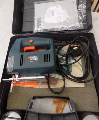 Black & Decker jigsaw