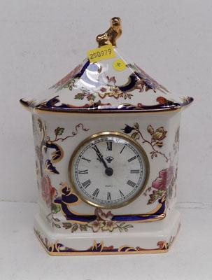 Blue Masons Mondila clock