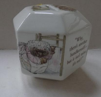 Wedgewood Tiggywinkle money box