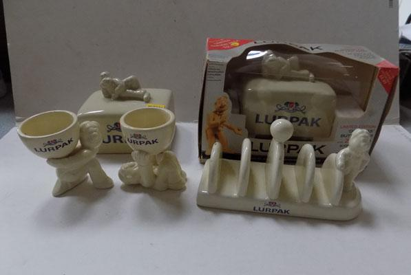Selection of Lurpack items