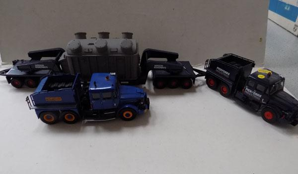 Corgi heavy haulage set - Pickfords Industrial