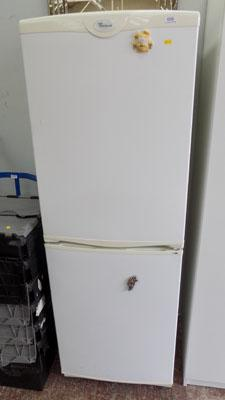 Fridge freezer in working order