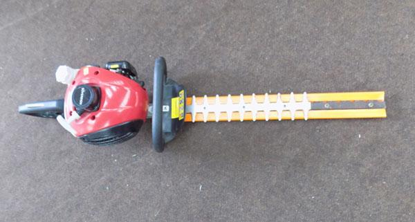 Sovereign petrol hedge cutter - working order
