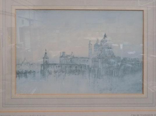Limited edition print 'Venice' by J H W Turner