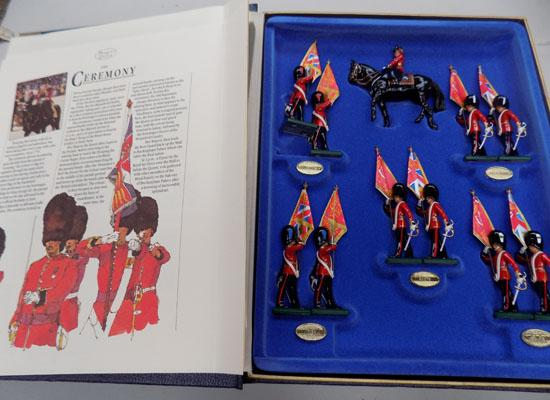 Box set of Britain's Trooping the Colour