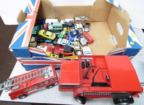 Dinky/matchbox/Corgi/Britains and other diecasts