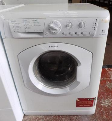 Hotpoint washer in working order