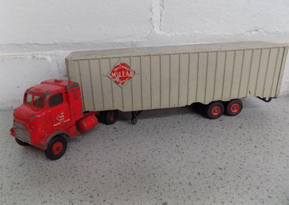 Very rare Dinky super toys no 948 McLeans Truck 1960s