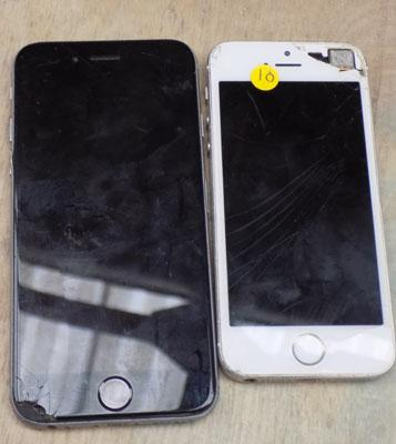 Iphone 6, Iphone 5s for repairs