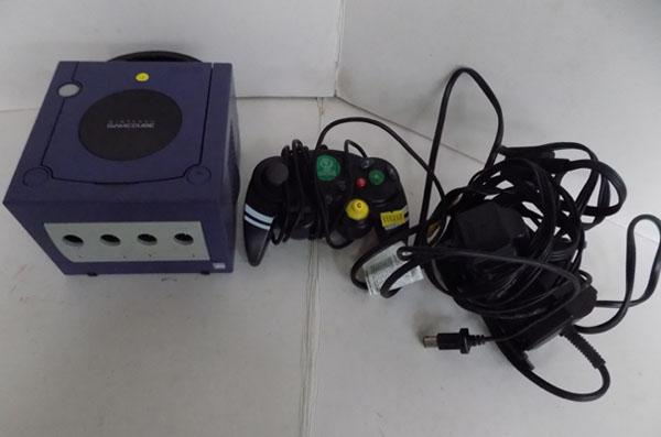 Game Cube FC and game