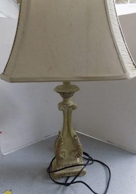 Unusual style table lamp
