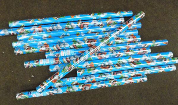12  x  Thomas the Tank Engine wrapping paper - 4m