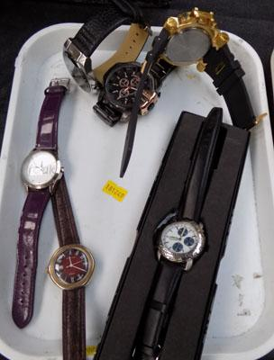 6x Watches