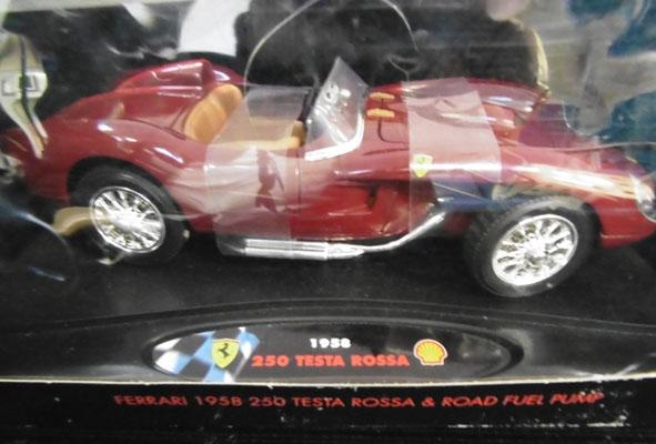 Ferrari 250 Testa Rossa 1958 1/18 in box