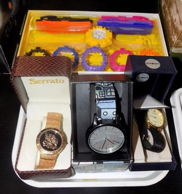 4x Boxed watches