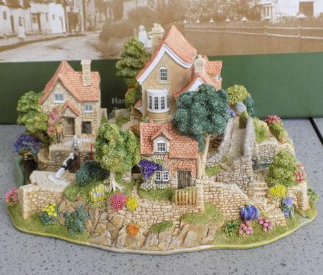 Lilliput Lane Tranquil Waterways in box
