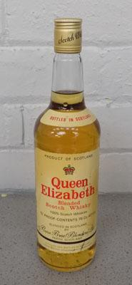 Queen Elizabeth Whisky