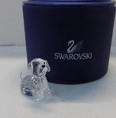 Swarovski small dog