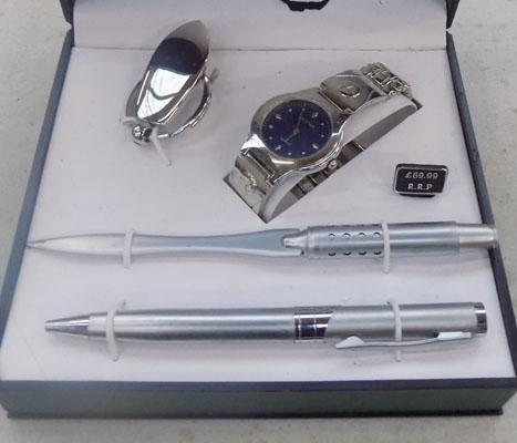 Unistar gift and watch set rrp£69.99