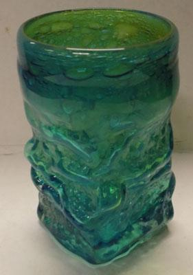 Mdina glass vase