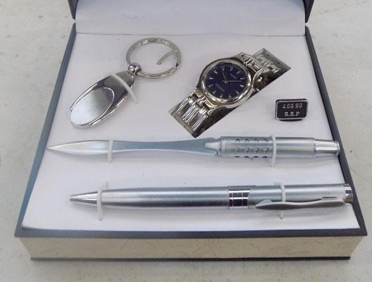 Unistar gift and watch set rrp £69.99