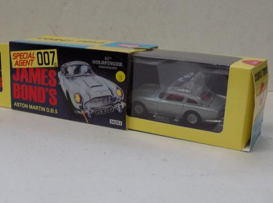James Bond 007 Corgi car