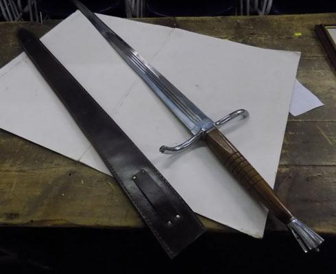 Reproduction long sword