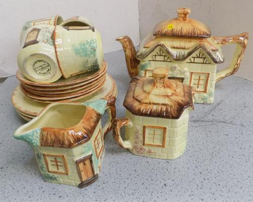 Selection of Cottage ware