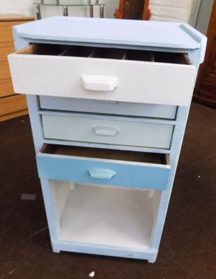 Shabby chic drawer unit