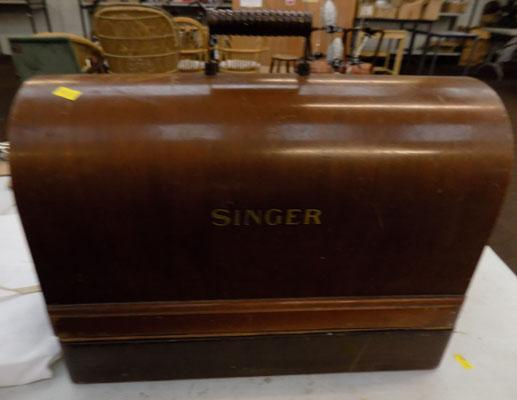 Singer sewing machine-locked no key