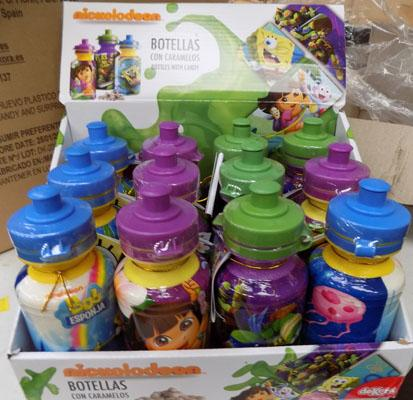 12x New kids bottle sets