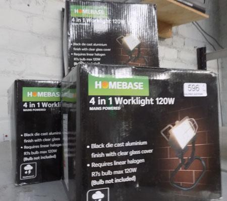 4 in 1 New work lights