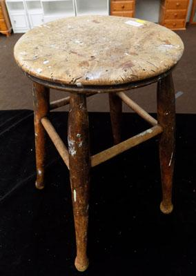 Cottage House stool